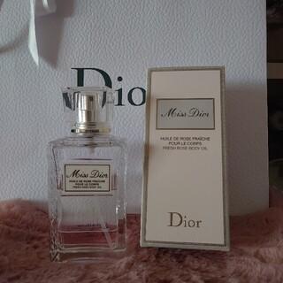 ディオール(Dior)のDior ディオール ミス ディオール  ボディ オイル 100ml(ボディオイル)