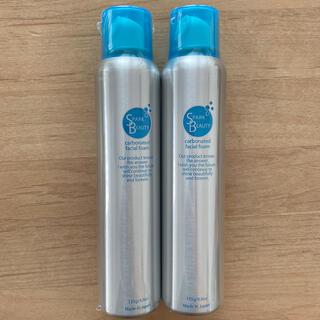 新品 spark beauty 炭酸洗顔フォーム 135g 2本セット(洗顔料)