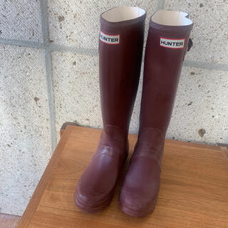 ハンター(HUNTER)のHunter ハンター ロングブーツ 長靴 レインブーツ レディース(レインブーツ/長靴)