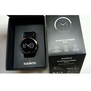 スント(SUUNTO)の新品 未使用 腕時計 スント SUUNTO 3 FITNESS Black(腕時計(デジタル))
