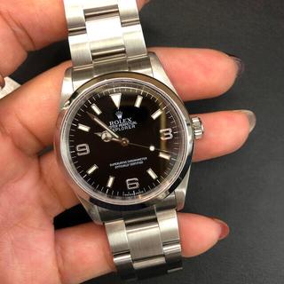 ロレックス(ROLEX)の中古美品!ロレックス エクスプローラー① 腕時計(腕時計(アナログ))