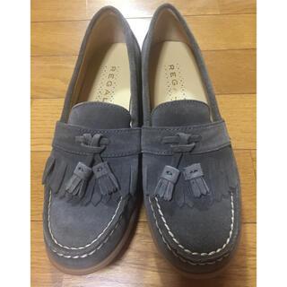 REGAL - REGAL リーガル スエード ローファー 靴