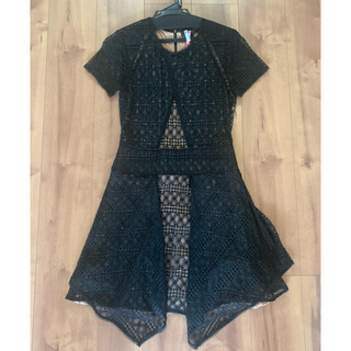 ダブルスタンダードクロージング(DOUBLE STANDARD CLOTHING)のダブルスタンダードクロージング ワンピース(ひざ丈ワンピース)
