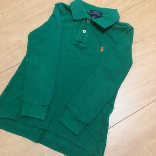 ポロラルフローレン(POLO RALPH LAUREN)のポロラルフローレン  長袖ポロシャツ(Tシャツ/カットソー)