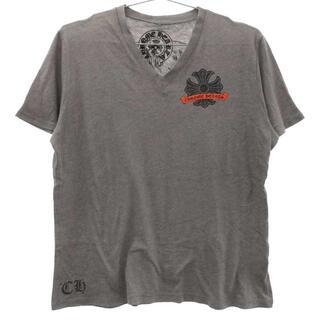 クロムハーツ(Chrome Hearts)のCHROME HEARTS クロムハーツ 半袖シャツ(シャツ)