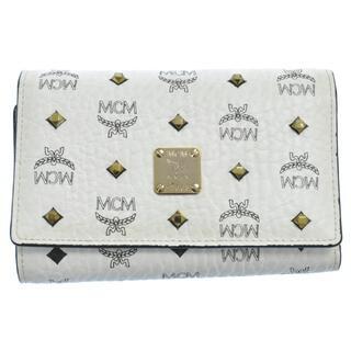 エムシーエム(MCM)のMCM エム シー エム 二つ折り財布(財布)