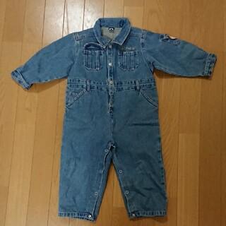 コンバース(CONVERSE)の[Hima112233様専用]子供服(デニム つなぎ) 95センチ(その他)
