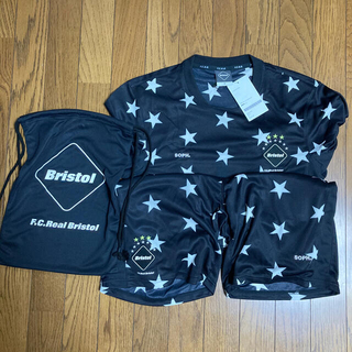 エフシーアールビー(F.C.R.B.)のshinkaori 様 専用 S/S TOP & SHORTS SET(Tシャツ/カットソー(半袖/袖なし))