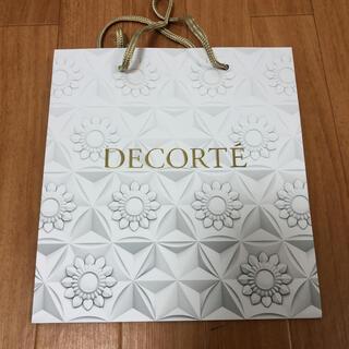 コスメデコルテ(COSME DECORTE)のコスメデコルテショップ袋(ショップ袋)