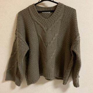 ディーホリック(dholic)の韓国 セーター(ニット/セーター)