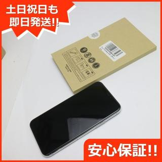 アイフォーン(iPhone)の超美品 SIMフリー iPhone 11 Pro 512GB シルバー (スマートフォン本体)