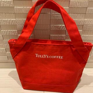 タリーズコーヒー(TULLY'S COFFEE)のタリーズコーヒー トートバッグ、ランチトート(トートバッグ)