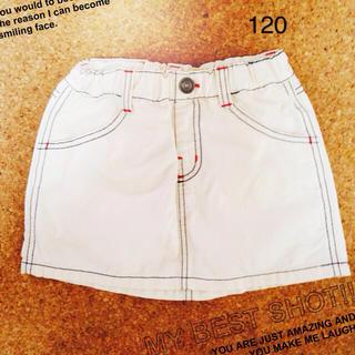 ブリーズ(BREEZE)のJUNKSTOREスカート♡120(スカート)