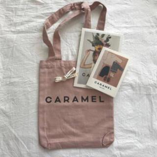 キャラメルベビー&チャイルド(Caramel baby&child )のcaramel トートバッグ 小(トートバッグ)