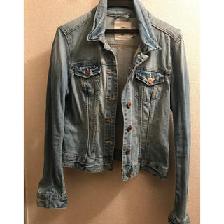 エイチアンドエム(H&M)のH&Mジーンズジャケット 美品(Gジャン/デニムジャケット)
