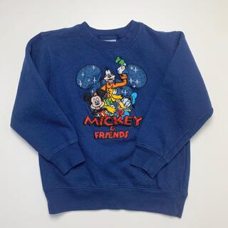 ディズニー(Disney)の120cm Disney trainer(ニット)