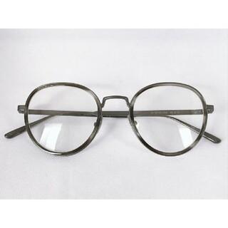 ボッテガヴェネタ(Bottega Veneta)の新品 本物 BOTTEGA VENETA 眼鏡 メガネ ボストン系(サングラス/メガネ)