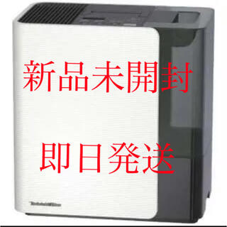 ダイキン(DAIKIN)の【未開封】HD-LX1219-W加湿器[ハイブリッド(加熱+気化)式/7.0L](加湿器/除湿機)