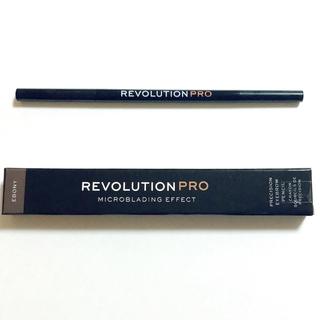 セフォラ(Sephora)のRevolution Pro アイブロウペンシル エボニー(アイブロウペンシル)