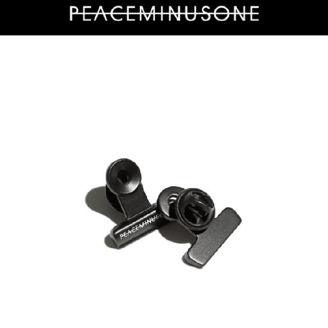 PEACEMINUSONE(ピースマイナスワン)のPEACEMINUSONE クリップ ピン BULLDOG CLIP PIN メンズのファッション小物(その他)の商品写真