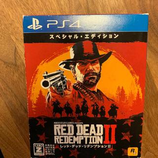 プレイステーション4(PlayStation4)のレッドデッドリデンプション2  スペシャルエディション(家庭用ゲームソフト)