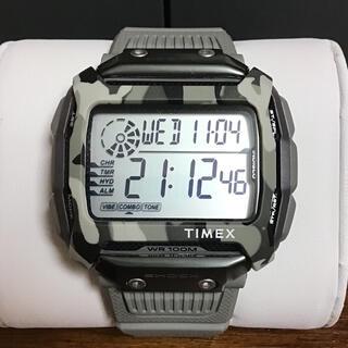 タイメックス(TIMEX)のウルトラセブン様専用!タイメックス TW5M18300VK カモフラライトグレー(腕時計(アナログ))