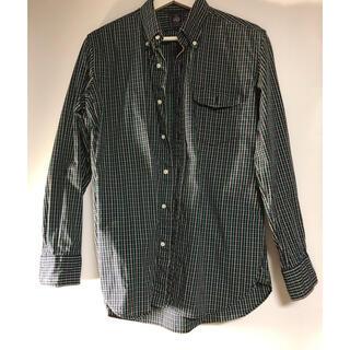 ジェイプレス(J.PRESS)のJ.PRESS チェックシャツ Mサイズ(シャツ)