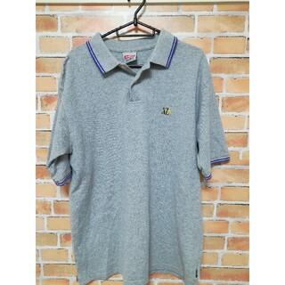 エクストララージ(XLARGE)のエクストララージ ワンポイント ポロシャツ グレー XL(ポロシャツ)