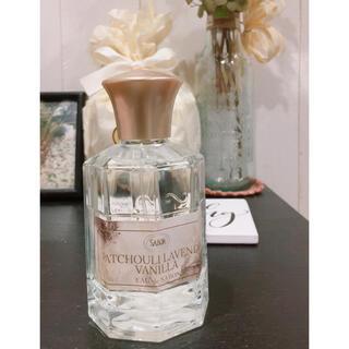サボン(SABON)のサボン オードトワレ パチュリラベンダーバニラ(香水(女性用))