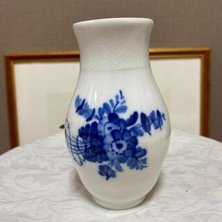 ロイヤルコペンハーゲン 花瓶 13.5cm