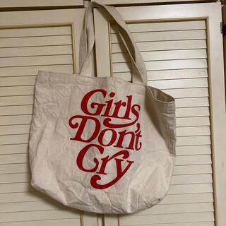 ジーディーシー(GDC)のgirls don't cry(トートバッグ)