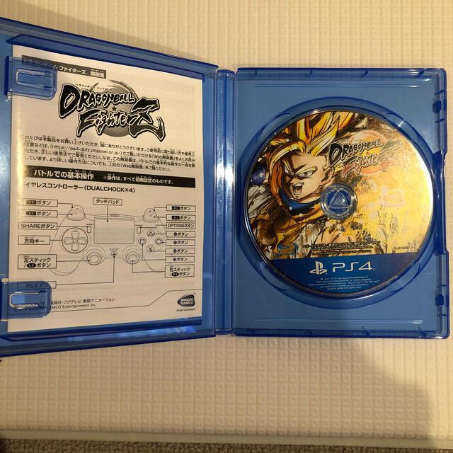 BANDAI(バンダイ)のドラゴンボール ファイターズ PS4 エンタメ/ホビーのゲームソフト/ゲーム機本体(家庭用ゲームソフト)の商品写真