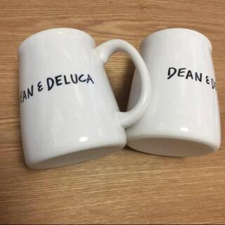ディーンアンドデルーカ(DEAN & DELUCA)の新品 DEAN & DELUCA ベニントンマグ 2個セット(グラス/カップ)