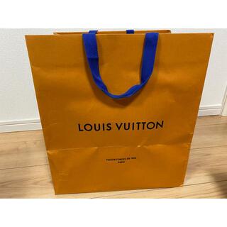 ルイヴィトン(LOUIS VUITTON)のルイヴィトンショップ袋♫大きいサイズ♫(ショップ袋)