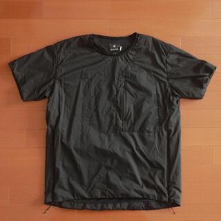 スノーピーク(Snow Peak)のsnow peak 2レイヤーオクタ インサレーションハーフスリーブ(Tシャツ/カットソー(半袖/袖なし))