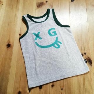 エックスガール(X-girl)の〈6T〉エックスガール タンクトップ(Tシャツ/カットソー)