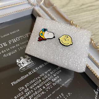 スヌーピー(SNOOPY)の新品 SNOOPY ピアス(ピアス)
