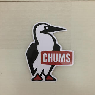 チャムス(CHUMS)のチャムス 撥水加工ステッカー(ステッカー)