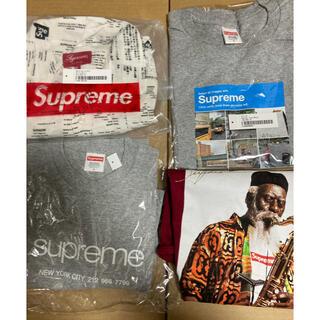 シュプリーム(Supreme)のsupreme shoptee etc 7点 新品未使用品(Tシャツ/カットソー(半袖/袖なし))