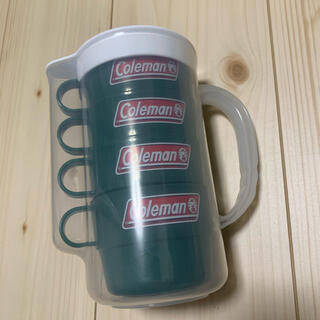コールマン(Coleman)のコールマン カップ 4個セット(グラス/カップ)
