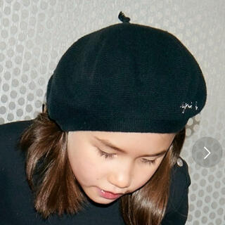 agnes b. - アニエスベー  キッズ ベレー帽