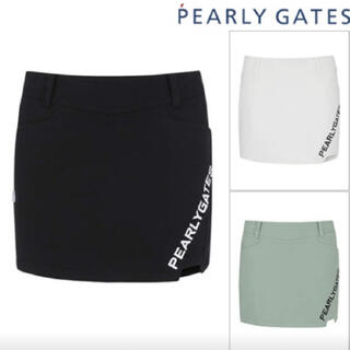 パーリーゲイツ(PEARLY GATES)のPEARLY GATES ゴルフ パーリーゲイツ スカート 韓国 golf(ウエア)