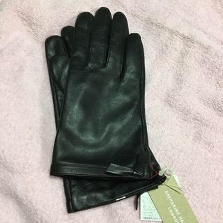 キャサリンハムネット(KATHARINE HAMNETT)の新品キャサリンハムネット 羊革手袋21(手袋)