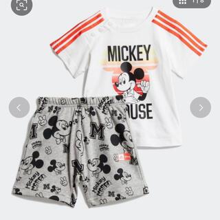 アディダス(adidas)のadidas ミッキーマウス サマーセット (Tシャツ)