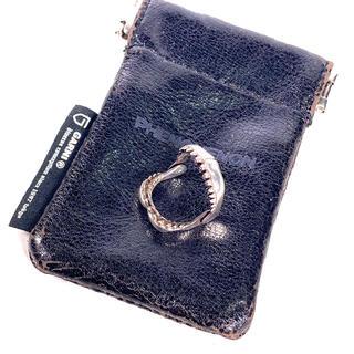 ガルニ(GARNI)の【GARNI】ガルニ ✖️ フェノメノン シャークリング 指輪(リング(指輪))