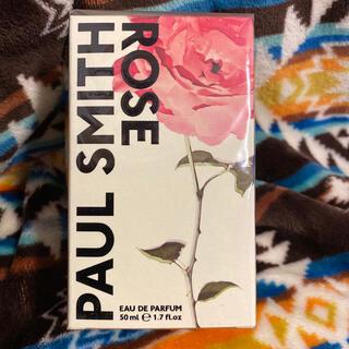 ポールスミス(Paul Smith)のPAUL SMITH ローズ オードパルファム50ml☆新品未開封(香水(女性用))