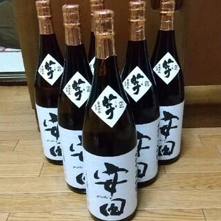 芋焼酎  安田  6本(焼酎)
