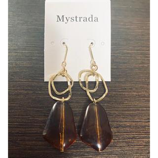 マイストラーダ(Mystrada)のMystrada♡新品♡ピアス(ピアス)