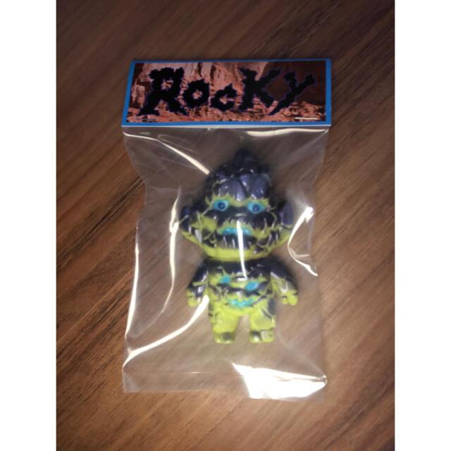 MEDICOM TOY(メディコムトイ)のコムロタカヒロ TKOM Rocky #1 ソフビ  エンタメ/ホビーのフィギュア(特撮)の商品写真