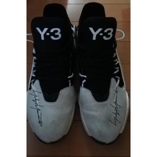 ヨウジヤマモト(Yohji Yamamoto)のke 1982様専用 yohji yamamoto スニーカー Y-3 28.5(スニーカー)